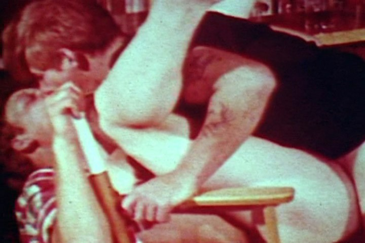VintageGayLoops Video: Clean-Up Crew Anal gangbang fist noisy