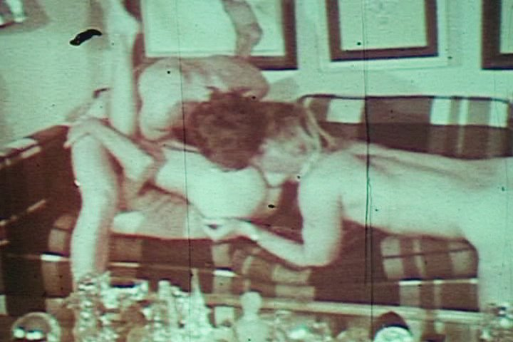 VintageGayLoops Video: The Mens Club nude sex intercourse kissing boops and pussy videos