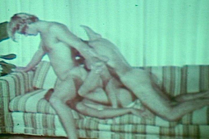 VintageGayLoops Video: The Postmen Keep sperm in mouth