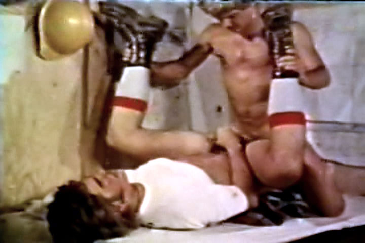 VintageGayLoops Video: Men At Work Amber rose xxx porn