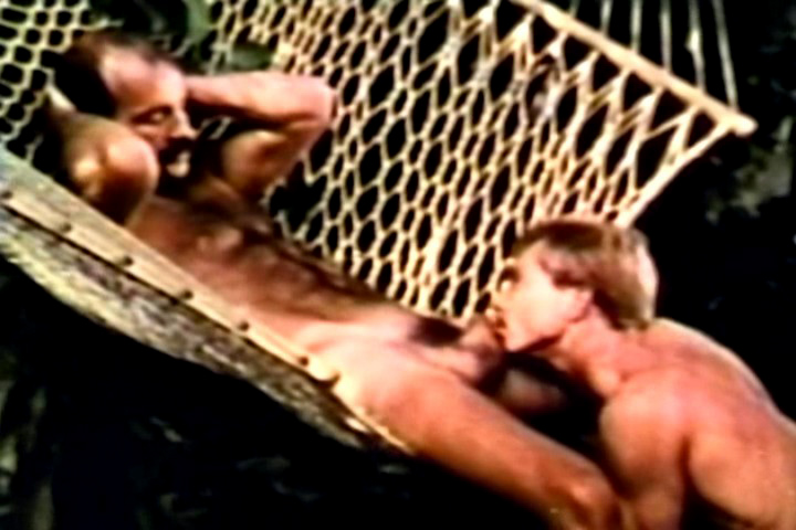 VintageGayLoops Video: Desert Fox Jerk Off Mother