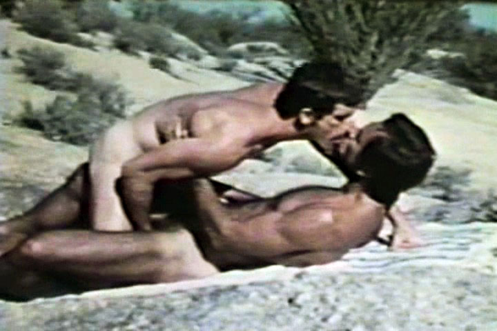 VintageGayLoops Video: Cowpokes Old white man pictures