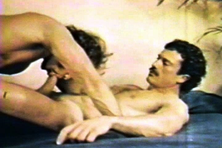 VintageGayLoops Video: Better in Bed lesbian foot worship porn tube video 1