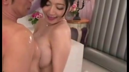 Beautiful Japanese Girl TIA 1 Cunt cervix belly swell