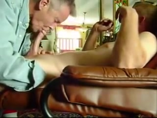 Im trying to fuck my asshole with a huge dildo Girl fuck in a triler