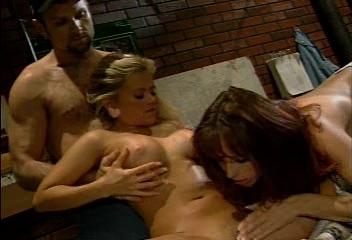 John Dough in a three-some ukrainian sex girls free hd