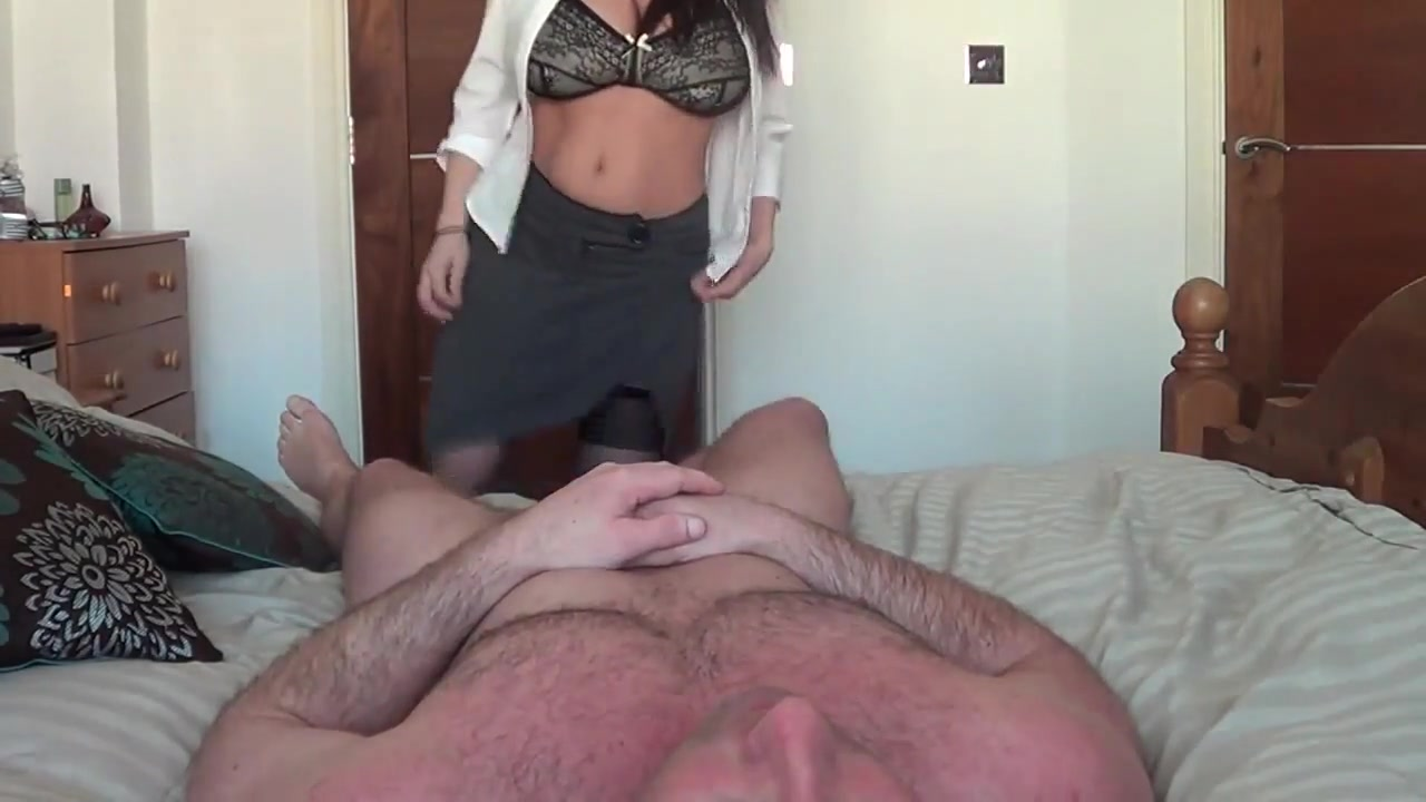 mature does her hubby well