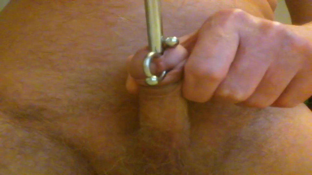 using both ends of a 8.5mm dittel - van buren young bald pussy pics