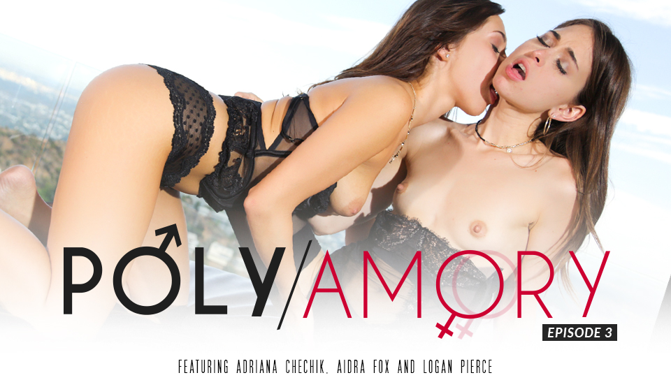 Riley Reid & Jenna Sativa in Polyamory, Episode 3 Video Italian Hd Porn Movies
