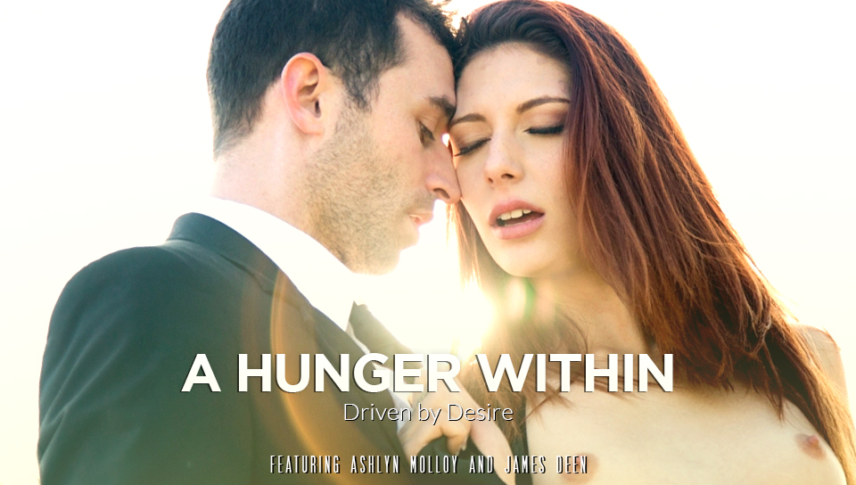 Ashlyn Molloy & James Deen in A Hunger Within Video Who is hookup on dwts 2018