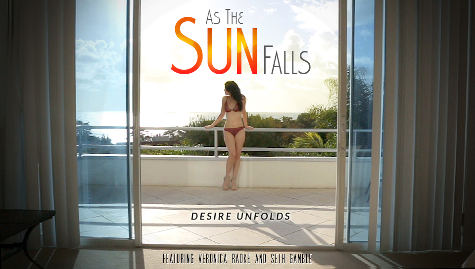 Veronica Radke & Seth Gamble in As The Sun Falls Video Nude short busty teens