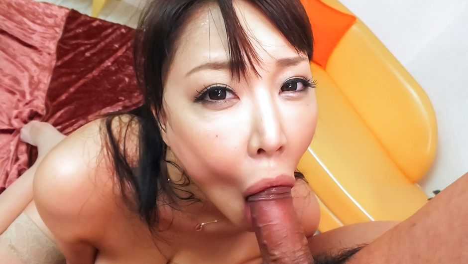 Best Japanese chick Hinata Komine in Crazy JAV uncensored Blowjob
