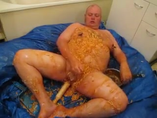 wet messy sploshing Fat man wanking in food Lisa ann porno film