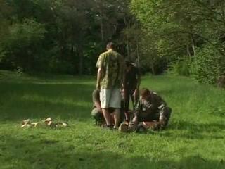 Bareback Boot Camp tween nude masterbating video