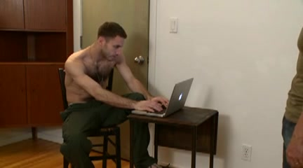 Two hairy gay military guys jerk off together Thick Ebony Crossdresser