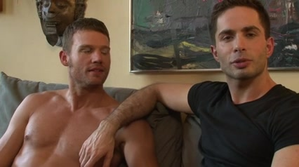 Michael Lucas and Steven Daigle hot naked women in hd