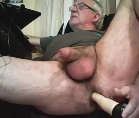 grandpa play with a dildo and cum on cam house wife meets lesbian porno model nude world best