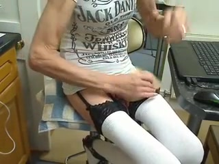crossdresser with a big cock 9 inches donna skulski sex video