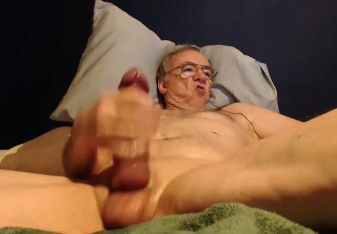 big cock grandpa stroke on cam (no cum) Alex by pat lee davis