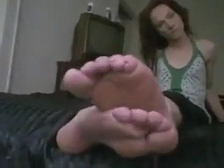 Crazy Feets Big boob lesbian gang bang