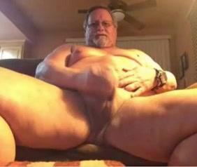 grandpa strok and cum in cam porn pictures in levis jeans
