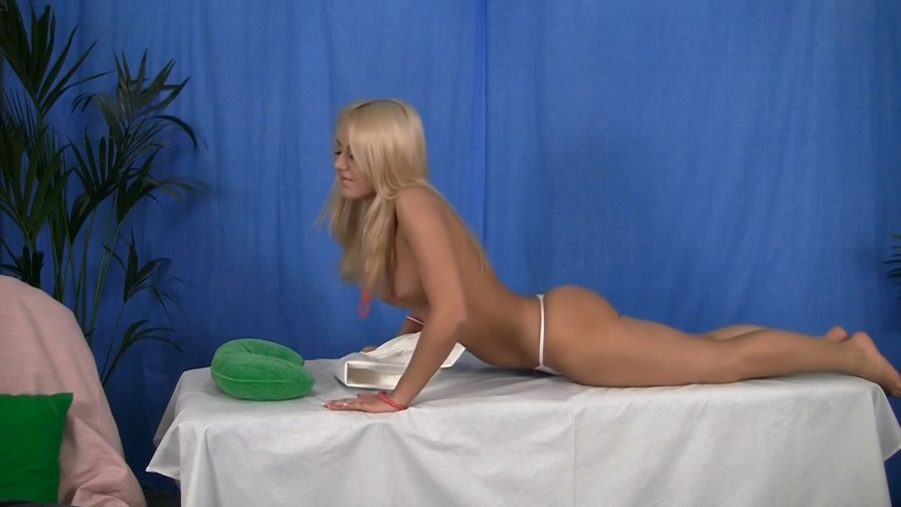 Exiting blondy is willing for hardcore massage porn Taking my brothers virginity