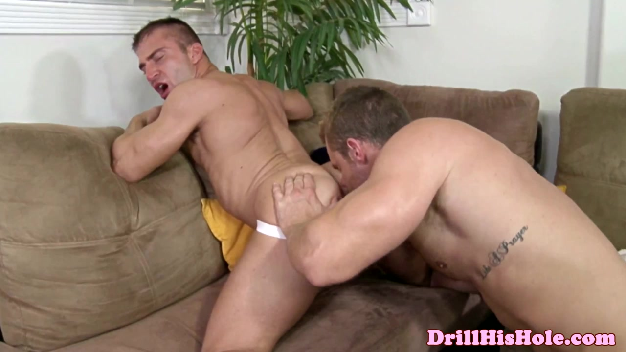 Gay dilf facialized with jockstrap on his face Squirt Rough Sex