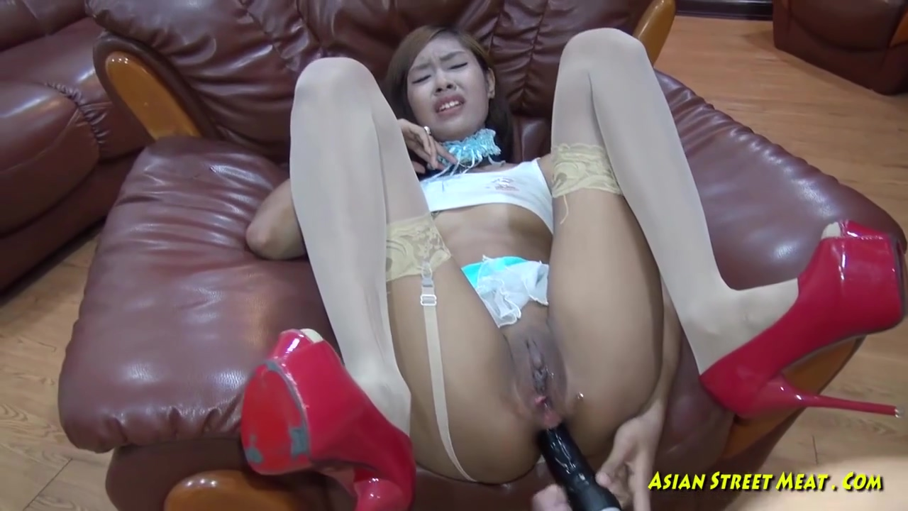 Asian Hooker Anal Destroyed 2