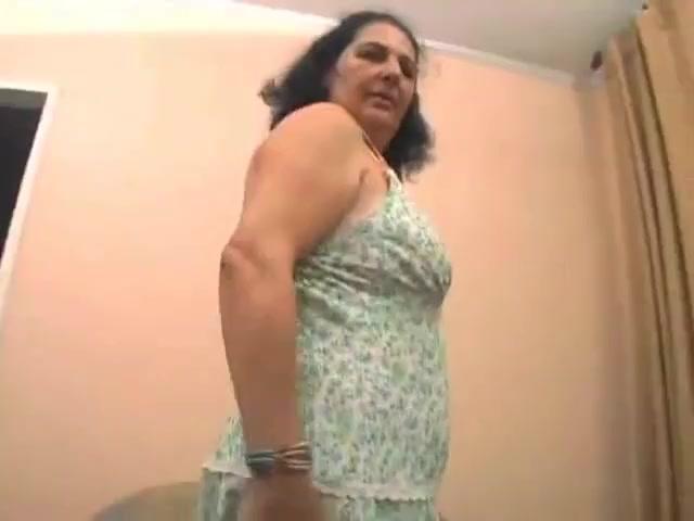 Brazilian Granny Fucked Lisa ann anal fuck