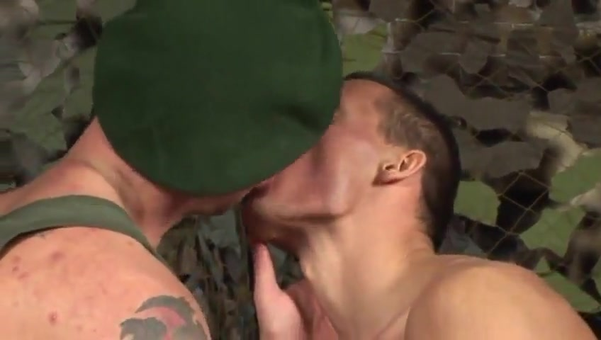 Military Service 3 Long And Big Black Cock