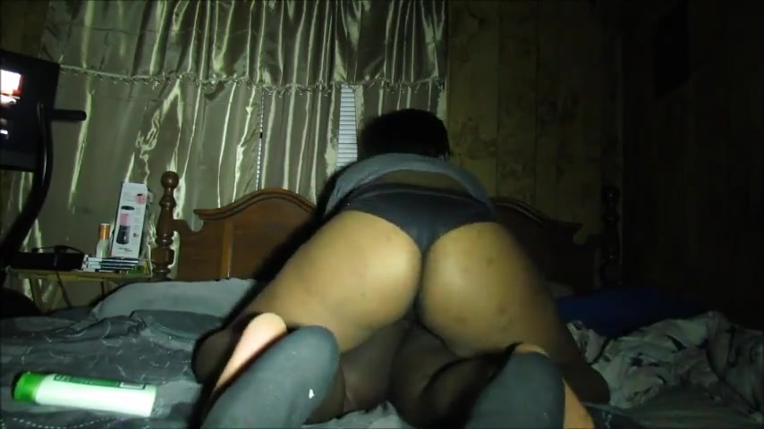 Strap Match Chubby milf wife riding cock in vegas