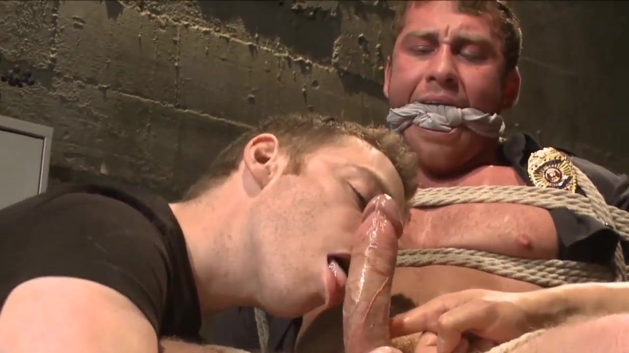 BDSM - Officer Maguire gets edged. a fly guys theme mp3