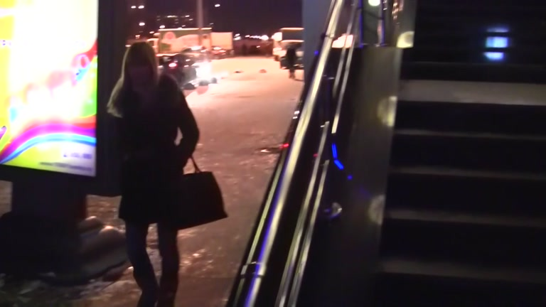 Two sexy pick up girls in one video Fabulous Lesbian Fetish xxx scene