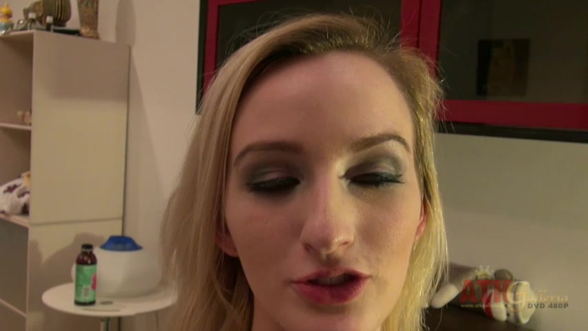 ATKGirlfriends video: Skylar Green gives you an awesome foot-job. Wife fucked most of the neighborhood