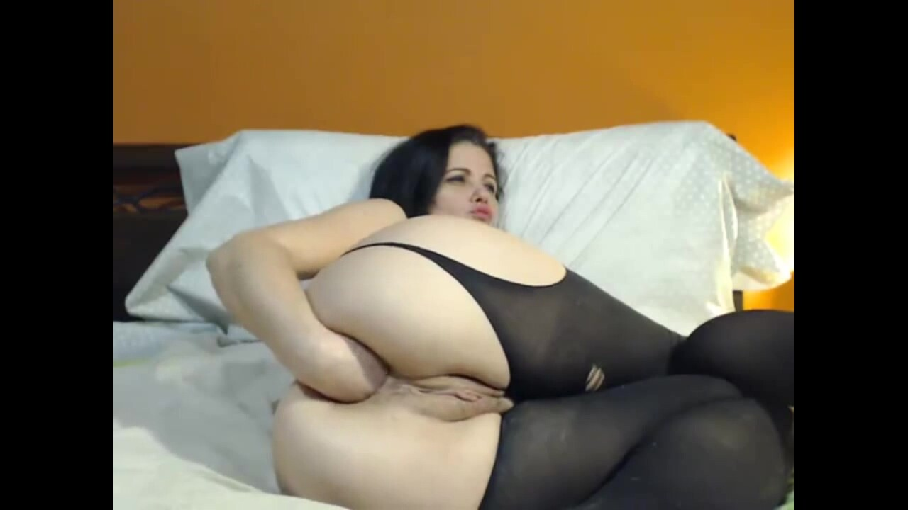 Bondage Big Tits Babe Hard Huge Dildo Ride And Fisting