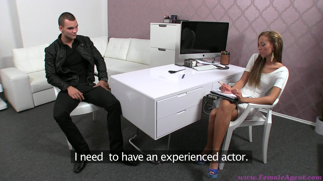 Femaleagent video: Jacob Gay sex with mature