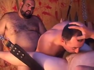 Bear Party Mature blonde hairy pussy