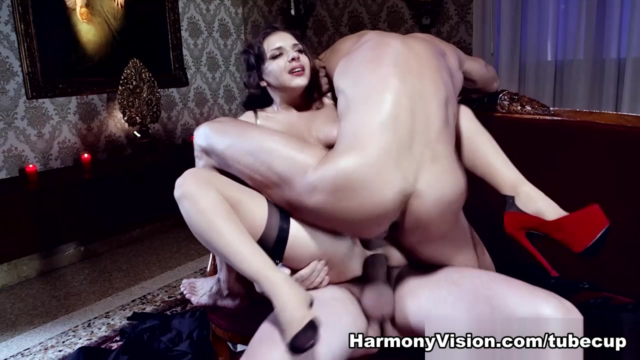 Henessy in Choked And Fucked - HarmonyVision Hot hairy older women