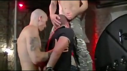 skinheads trio Slut Sex in Kladno