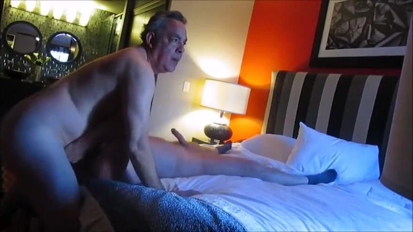 Handsome daddy fucks mature guy Girls seduce on beach slut load