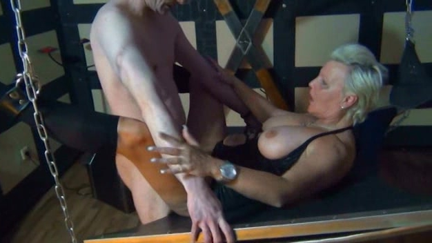 German mature in BDSM Hot sexy women porn pics