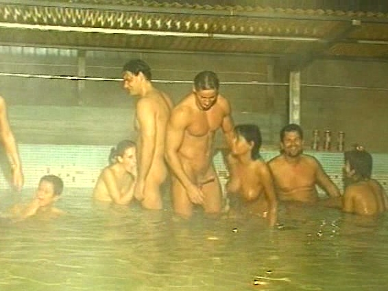 5 on 5 orgy in the Pool. Fisting. Peeing. Twinkle khanna sexy hot