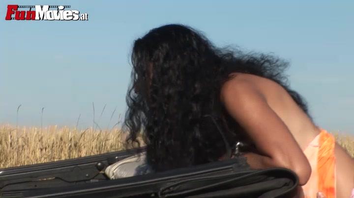 Romana in FunMovies video:Car Fuck sexy strippers nasty strippers lockdoor