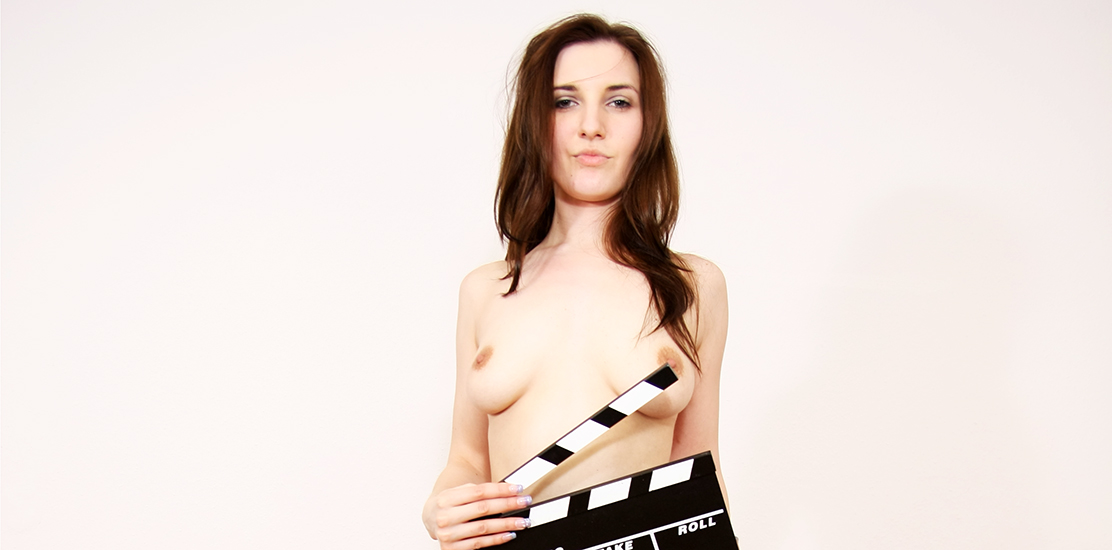 Violette Price in Do You Have What It Takes? - MagmaFilm Intimate assistant