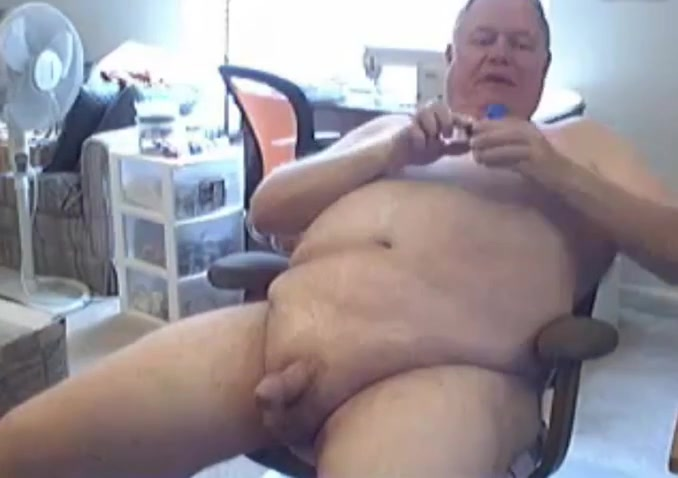 grandpa stroke and cum on cam Hot girls putting on tampon naked