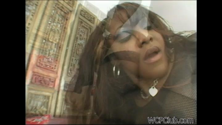Ebony Milf. WCPClub Videos: Adina Jewel Glamorous slut fucked gif