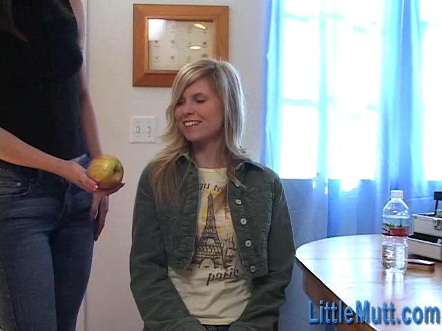 Little Mutt Video: Aubrey Banks and Wenona Bound