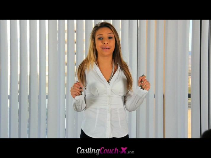 CastingCouch-X video: Carmen Caliente Two drunk teens fucking