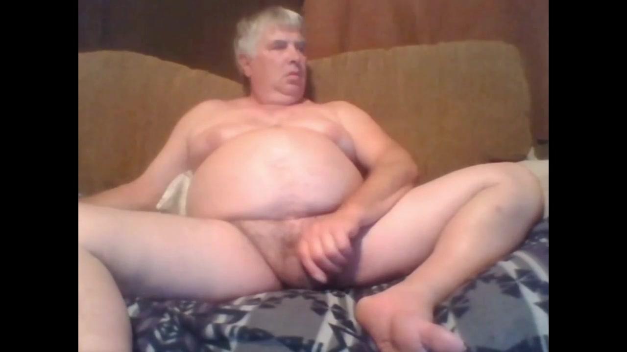 sexy daddy stroke on cum (no cum) Ggw esther flashing boobs gif