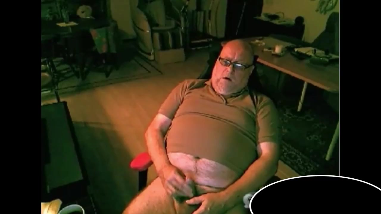 grandpa stroke and cum on cam 3 We've been hookup for 6 weeks